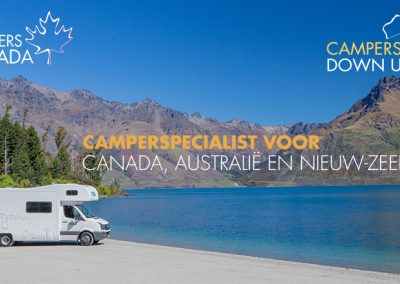 Campers Down Under / Campers Canada
