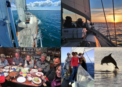 Offshore Yacht Charter
